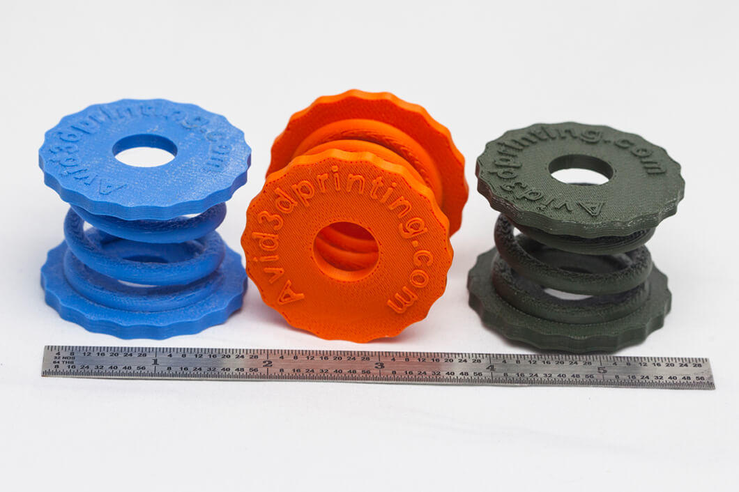 Multiple Colors for FDM Prototyping