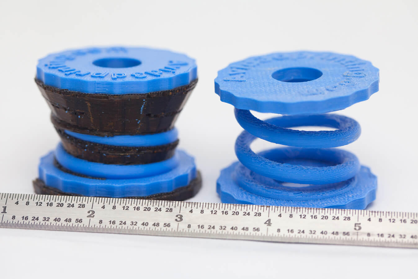 FDM 3D Printing with ABS and Soluble Support Materials