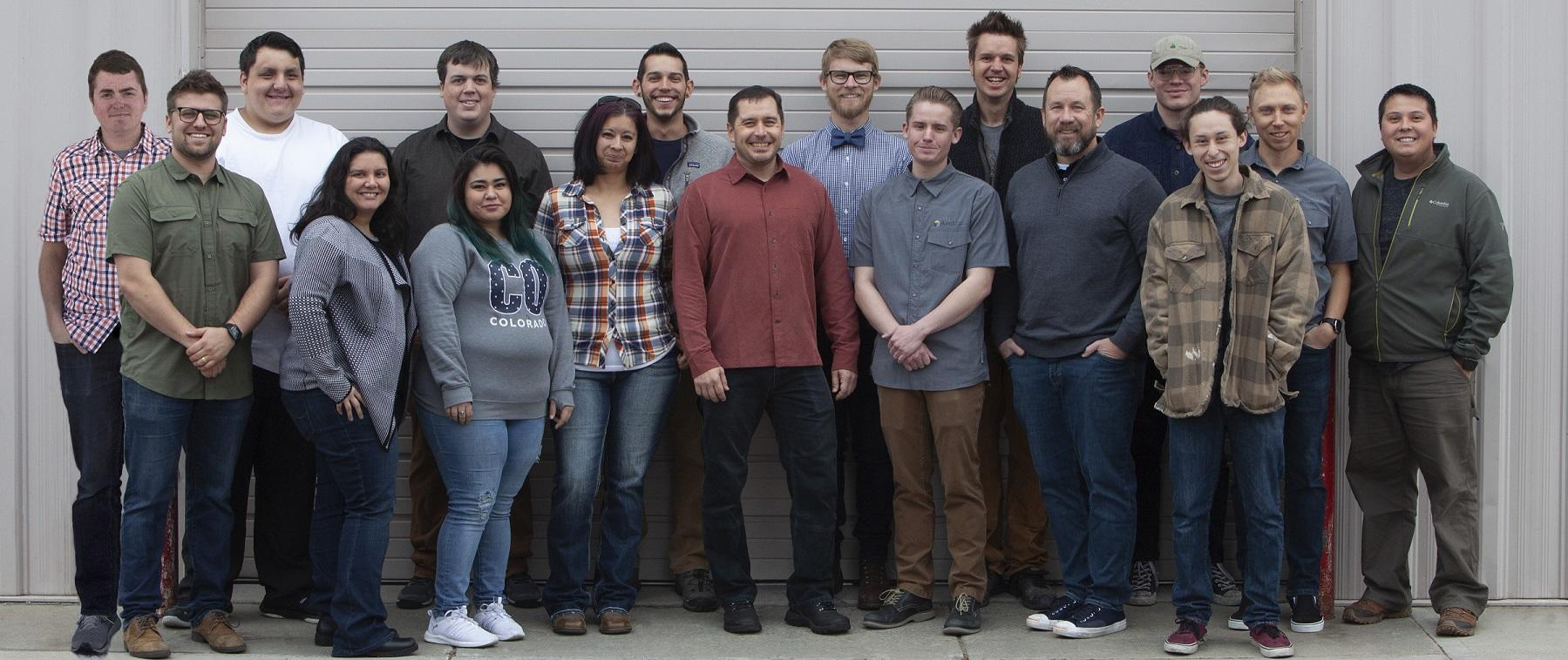 Avid Product Development Group Photo
