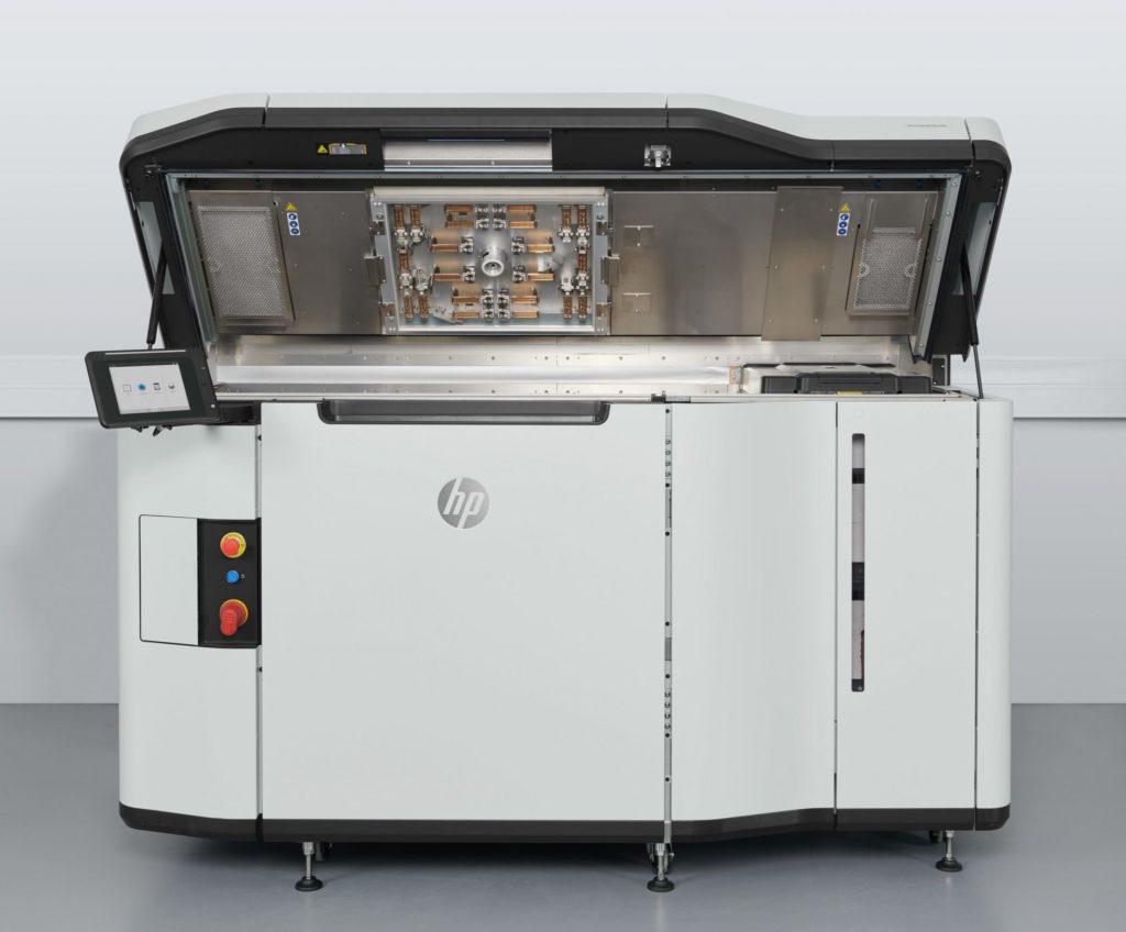 HP MJF 5200 Series