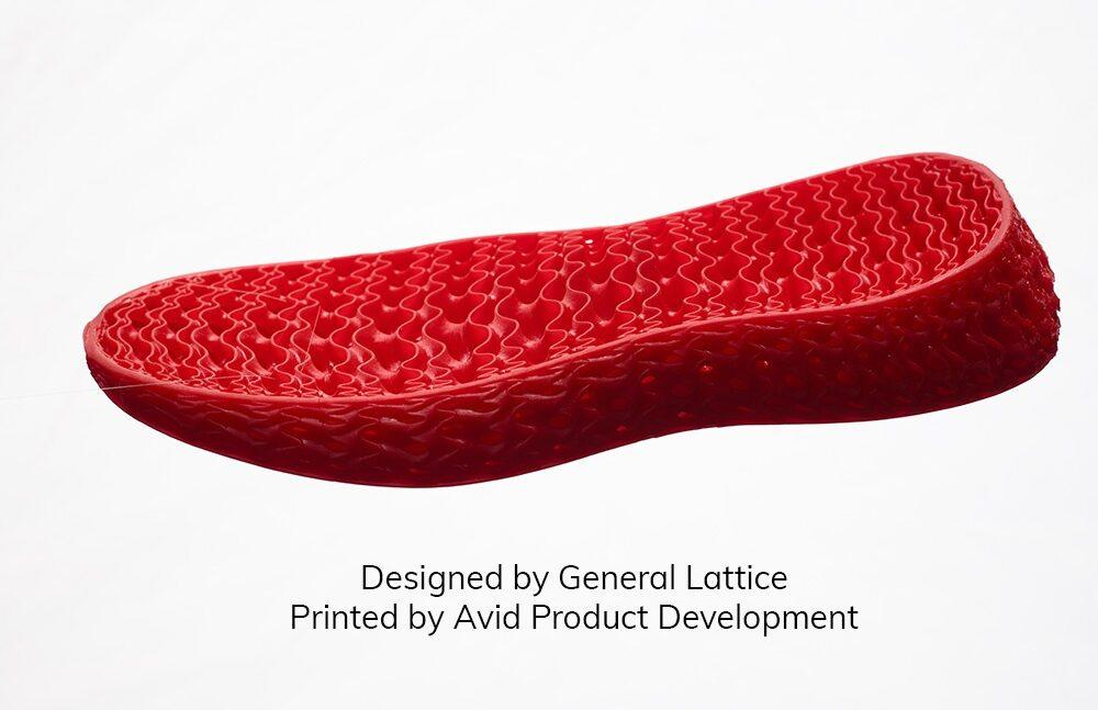 Loctite EXP045 Print Designed by General Lattice