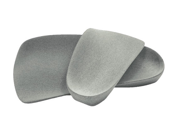 MJF PA12 Orthotics for A Step Ahead Foot & Ankle Center