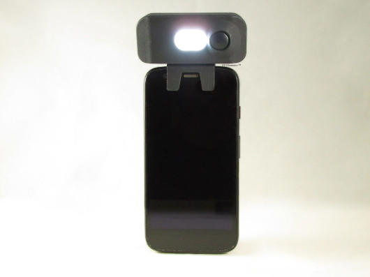 Product Design: HD Illuminator with Clip