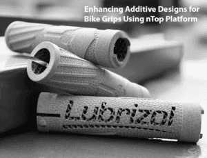 Enhancing Additive Designs for Bike Grips with nTopology